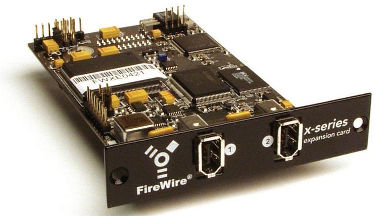 Lycom ek-114 2 port firewire 800 (1394b) expresscard/34 adapter.