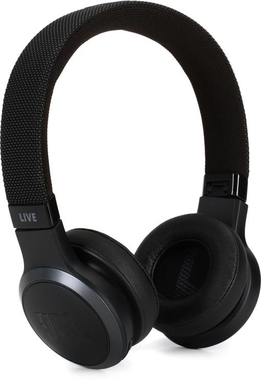Live 400BT On-Ear Bluetooth Headphones - Black