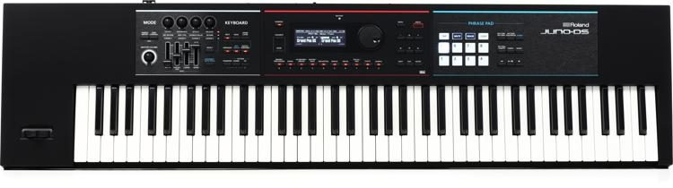 JUNO-DS76 Synthesizer