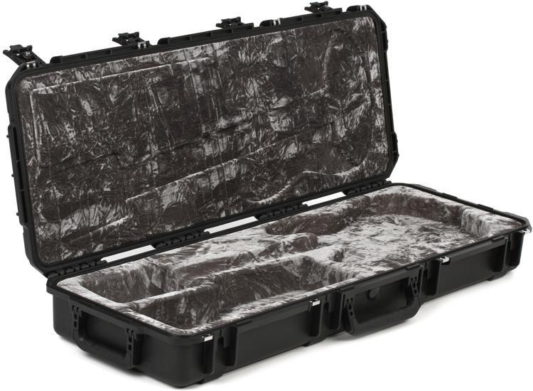 2244f6e7dc SKB 3i-4214-66 Waterproof Strat/Tele Guitar Flight Case | Sweetwater