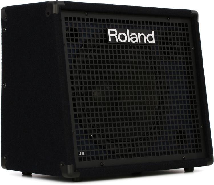 roland kc 200 100w 12 keyboard amp sweetwater rh sweetwater com keyboard amplifier buying guide Best Keyboard Amplifiers