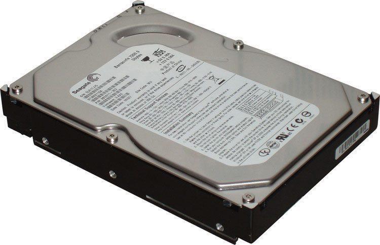 80GB Serial ATA Hard Drive