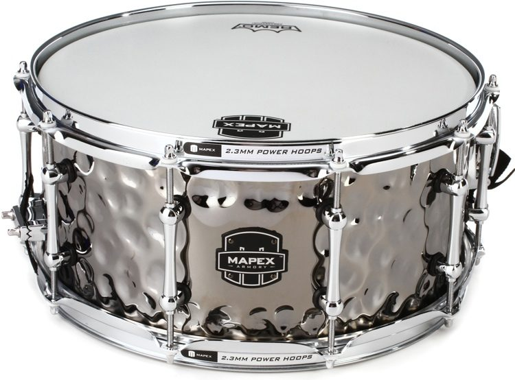 e89bcd25ef28 Mapex Armory Series Snare Drum - Daisy Cutter image 1