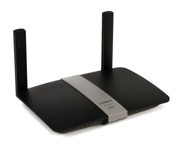linksys ea6350 802 11ac wireless router sweetwater