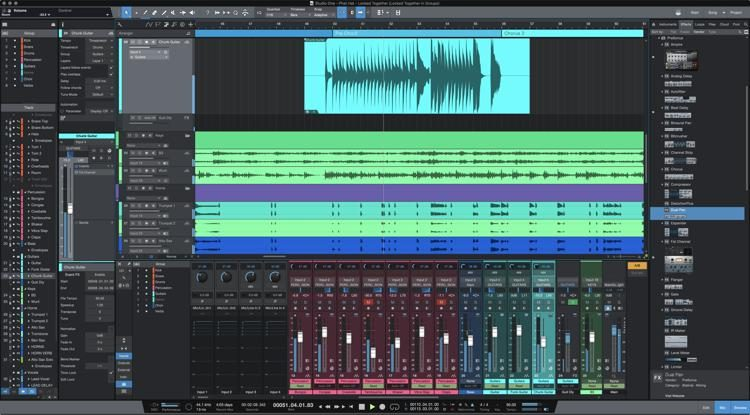 Professional Audio Mastering Software
