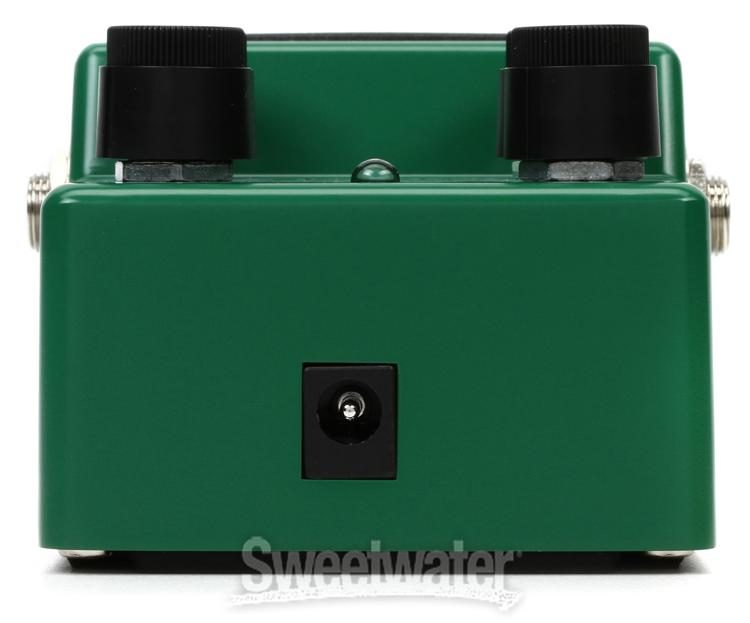 Ibanez TS9DX Turbo Tube Screamer Overdrive Pedal | Sweetwater