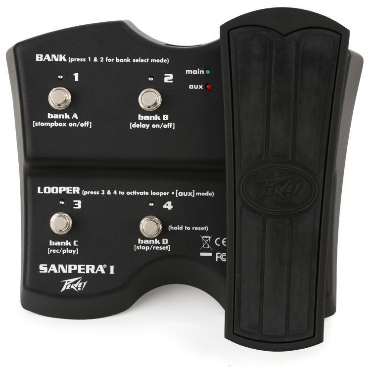 Sanpera I (Mk II) Vypyr Foot Controller