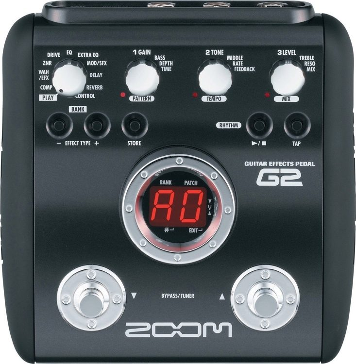 ZOOM G2.1MA GUITAR PEDAL WINDOWS 8 X64 TREIBER