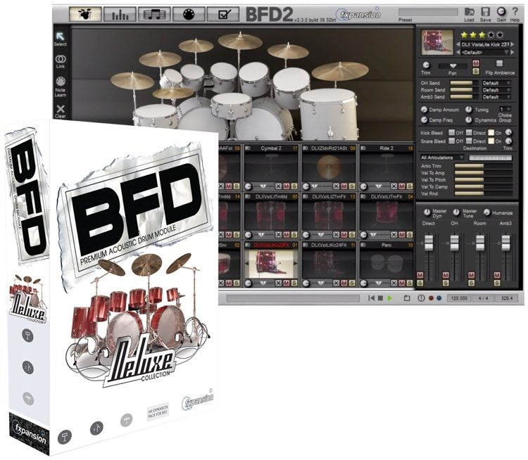 BFD Expansion Pack - Deluxe Collection