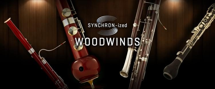 Synchron-ized Woodwinds - Standard Library