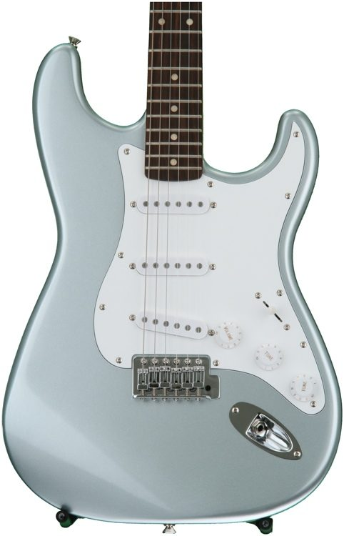 Affinity Series Stratocaster - Slick Silver with Rosewood Fingerboard