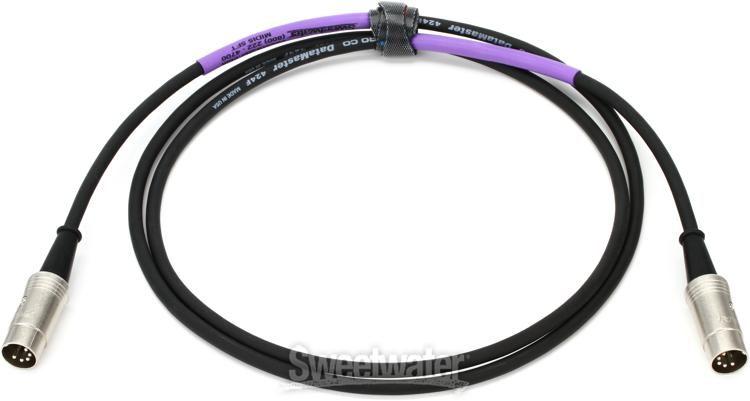 Pro Co MIDI3-5 Excellines MIDI Cable 5 Feet