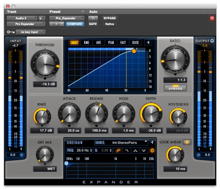 Pro Expander AAX Plug-in