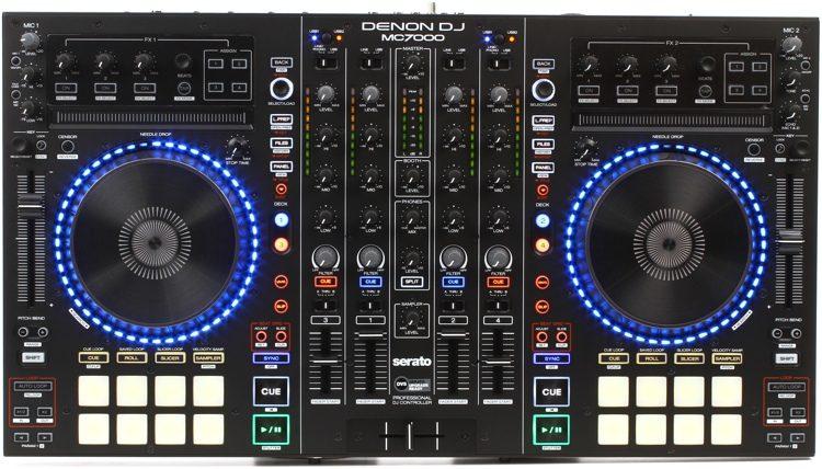 MC7000 Serato DJ Controller