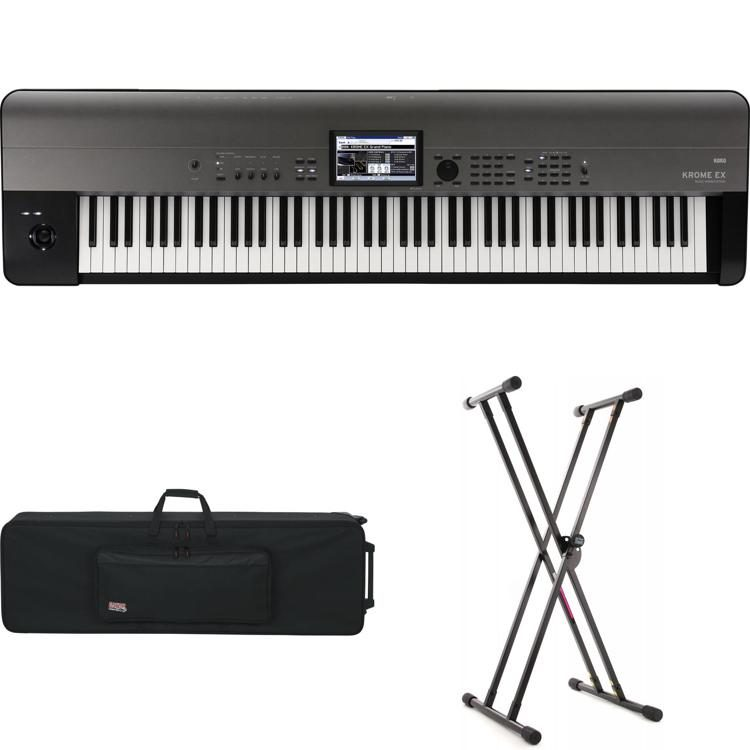 Krome EX 88-key Stage Bundle