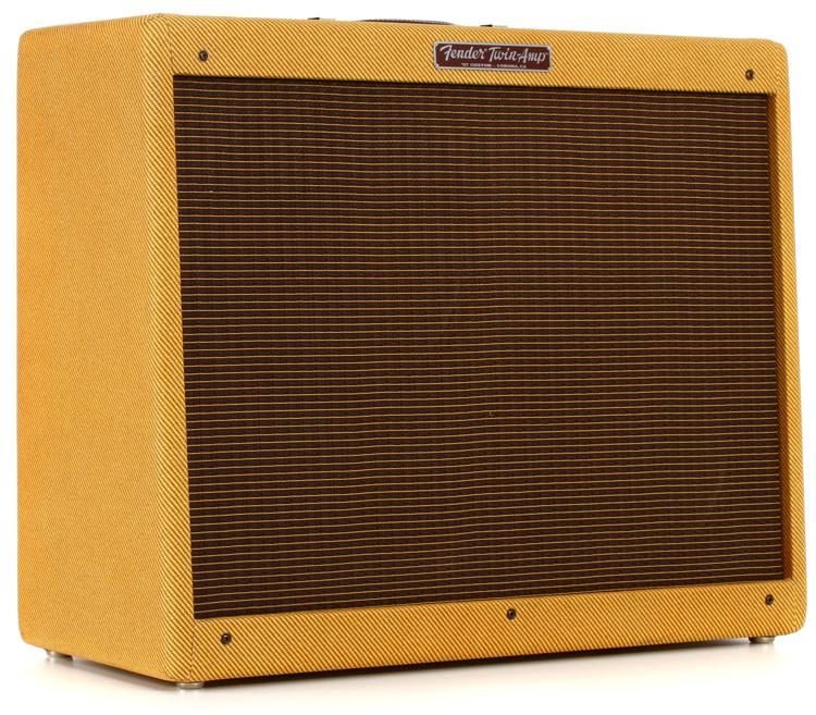Fender Tweed Amp >> 57 Custom Twin Amp 40 Watt 2x12 Tube Combo Amp