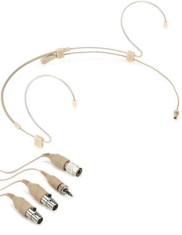 Samson DE50x Professional Omnidirectional Headset Microphone SADE50X