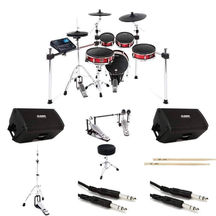 Strike Kit Bundle Electronic Drum Set