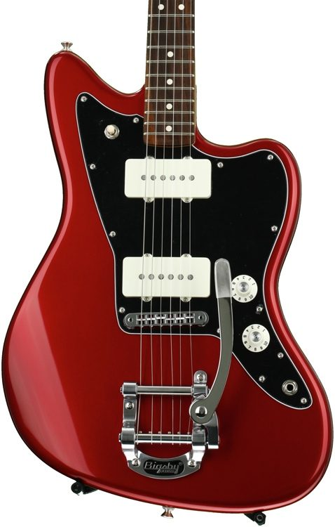 fender limited edition american special jazzmaster with bigsby rh sweetwater com
