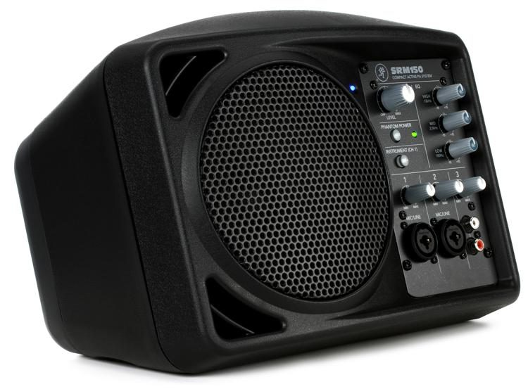 SRM150 Compact 150W Powered PA System