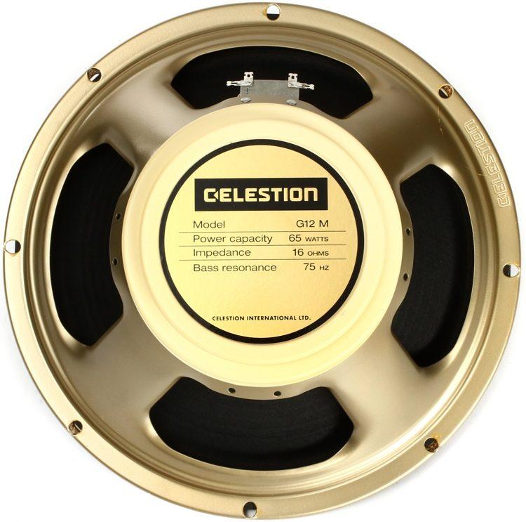 celestion speaker models