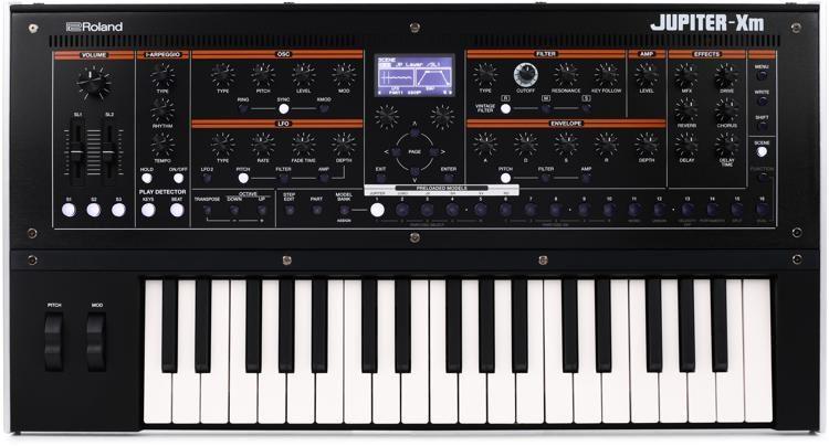 Jupiter-Xm Synthesizer