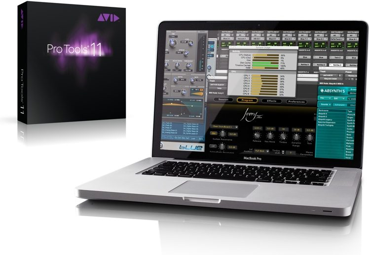 Pro Tools HD 11 - Upgrade from Pro Tools HD 10 (download)