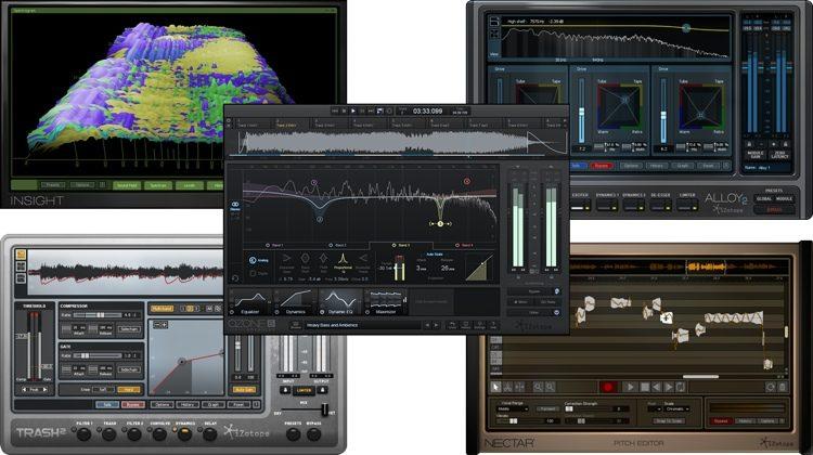 Music Production Bundle Upgrade from Ozone 7 Advanced