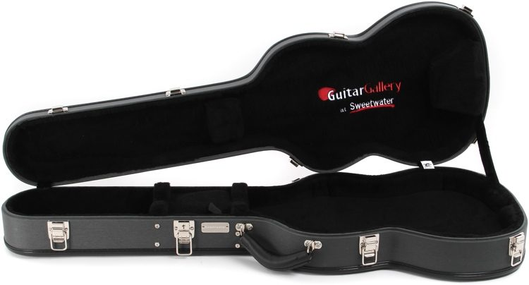 0e8f1e71ac Ameritage Sweetwater Guitar Gallery Case -Multi-Fit Electric image 1