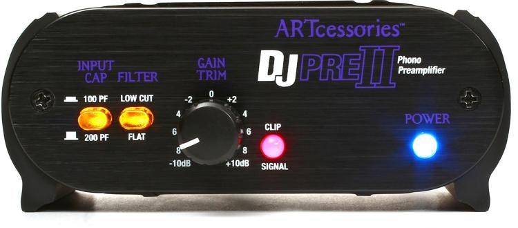 DJ PRE II Phono Preamplifier