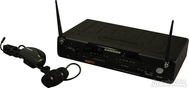 AirLine 77 Wind Instrument System (803 750 MHz) - Channel U4 (803 750 MHz)