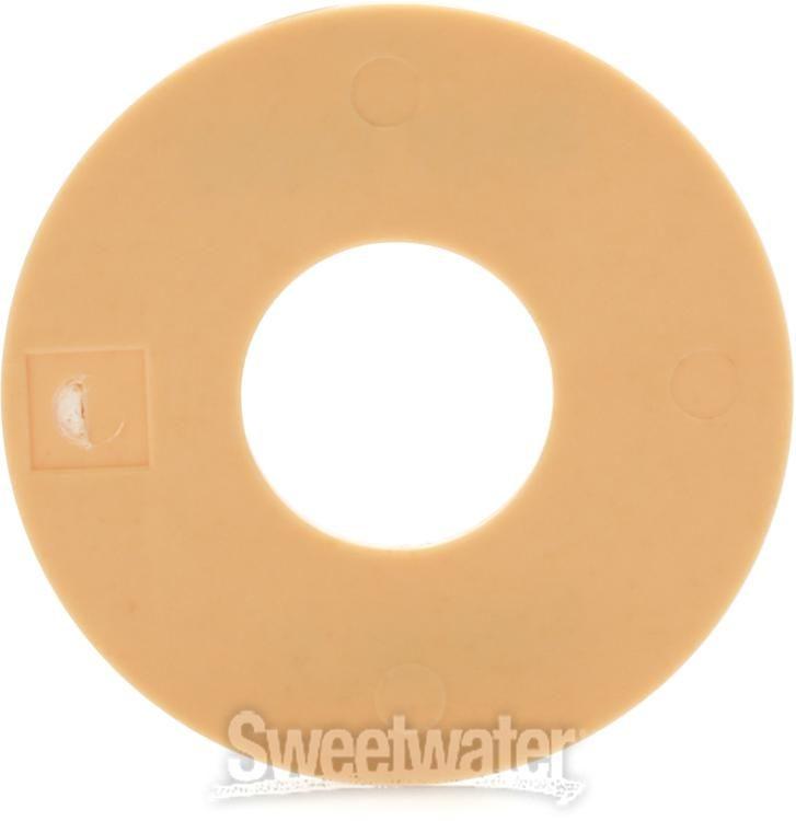 Gibson Switchwasher Black w// White Imprint
