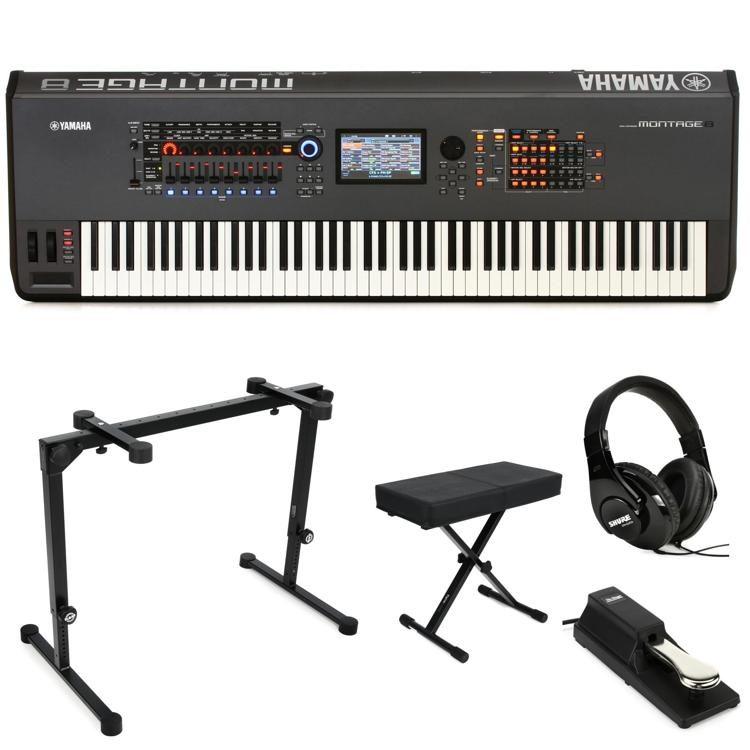 Montage 8 Essential Keyboard Bundle