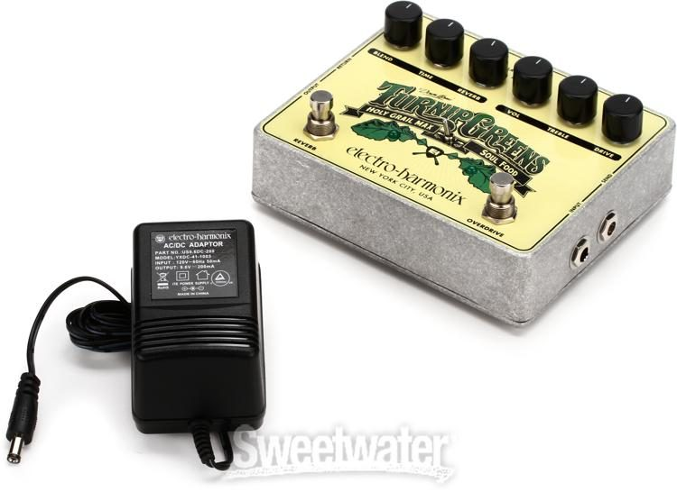 ELECTRO-HARMONIX TONE TATTOO MULTI EFFECTS POWER SUPPLY REPLACEMENT ADAPTER 9V