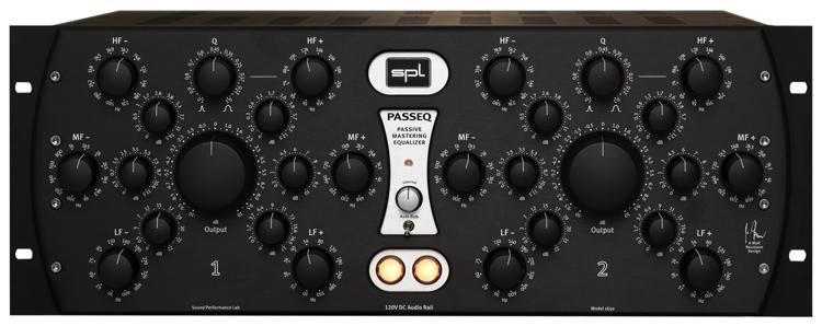 PASSEQ Passive Mastering EQ