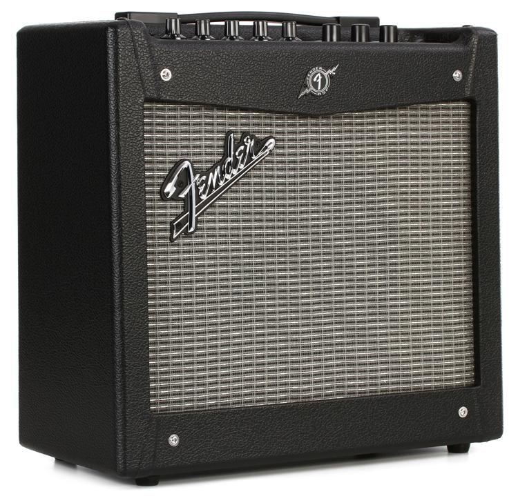 Fender Mustang 1 V2 >> Mustang I V 2 20 Watt 1x8 Modeling Combo Amp