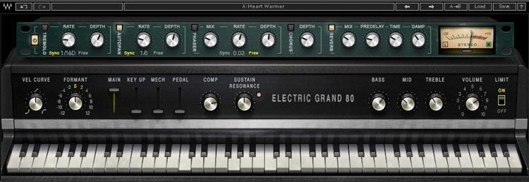 Electric Grand 80 Piano Plug-in