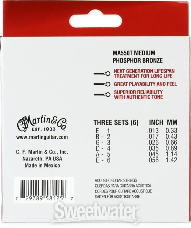 MARTIN MA-550T Lifespan 2.0 Medium 013-056
