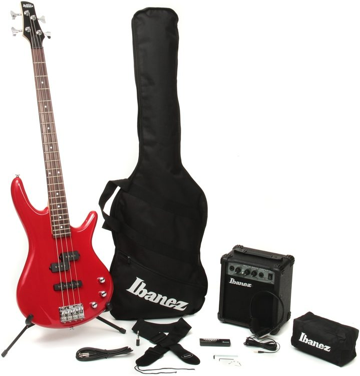 IJXB150B Jumpstart Bass Pack - Red