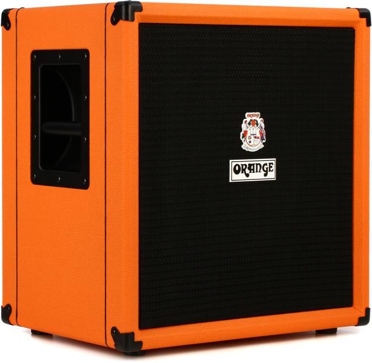Orange Crush Bass 100 1x15 Bass Combo Amp Cover oran061p Black Padded Tuki
