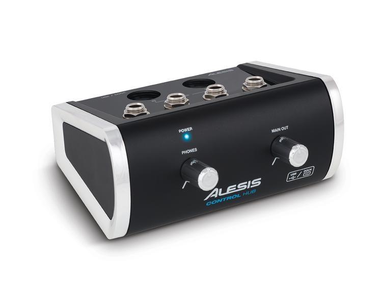 Control Hub USB MIDI and Monitoring Interface