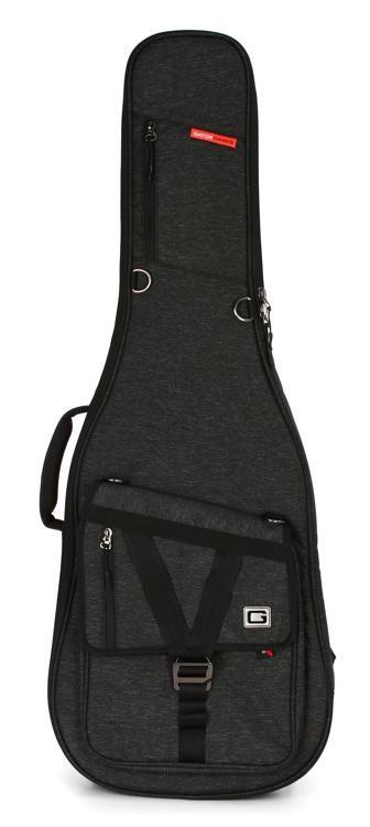 Gator Transit Series Electric Guitar Gig Bag Black Image 1