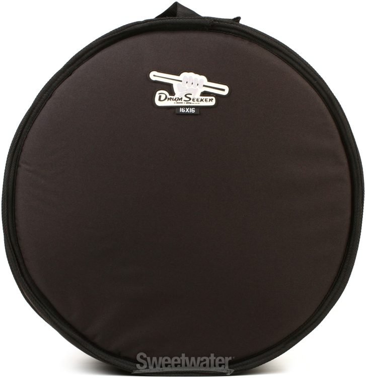 Humes & Berg DS429 16 X 16-Inches Drum Seeker Floor Tom Drum Bag Drum & Percussion Accessories Musical Instruments