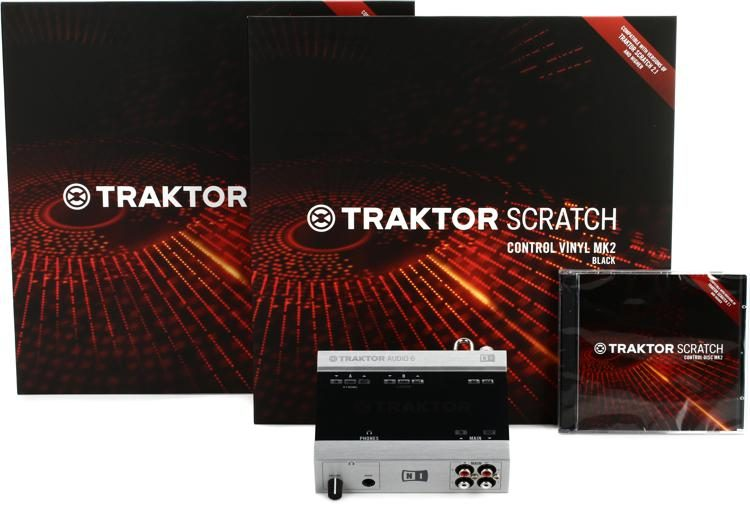 Traktor Scratch A6