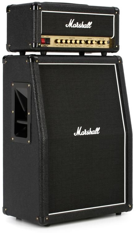 marshall dsl20hr bundle - head and mx212ar cabinet bundle | sweetwater