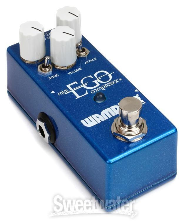 Wampler Mini Ego Compressor Guitar Effect Effects Pedal NEW