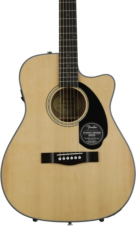 Fender Cc 60sce Natural Sweetwater