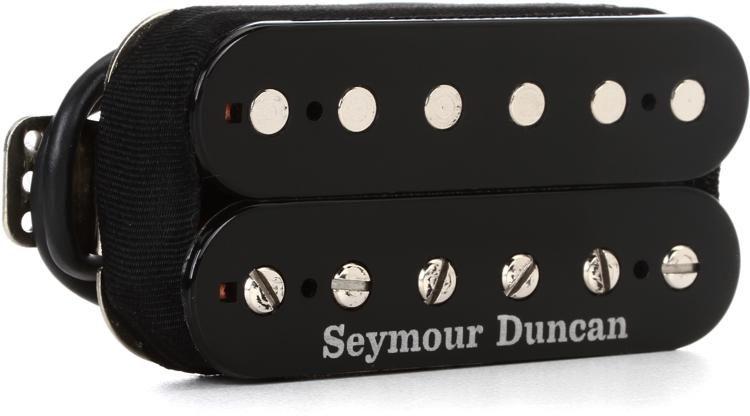 Seymour Duncan TB-6 Duncan Distortion Trembucker Humbucker Pickup Black