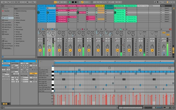 Ableton Suite student price comparison