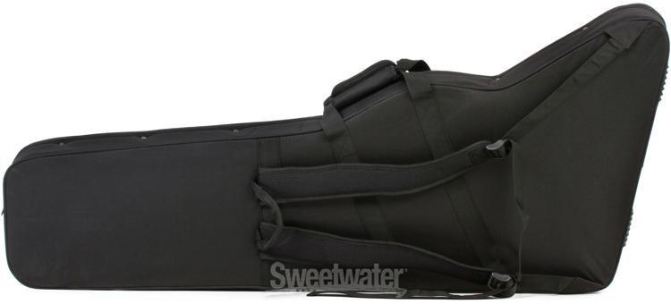 SKB 1SKB-SC63 Etui souple pour Guitare Explorer//Firebird Noir